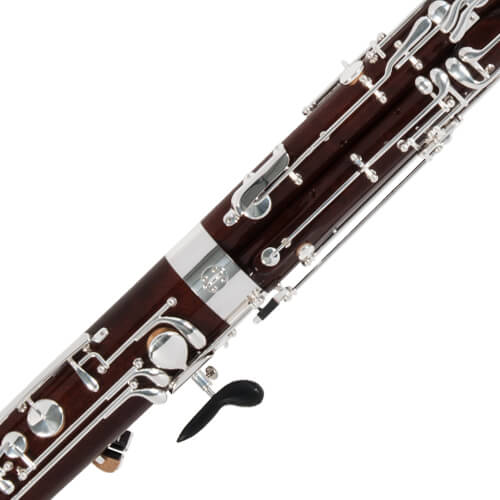 how to play f on bassoon