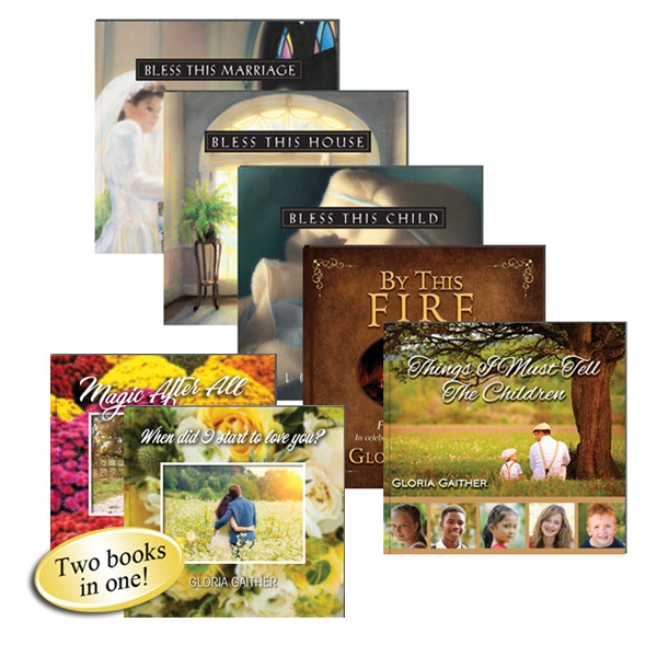 When Did I Start To Love You/Bless/By This Fire/Things I Must Tell Children 6 book set
