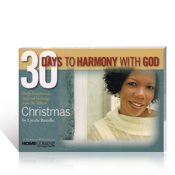 30 Days To Harmony With God by Lynda Randle