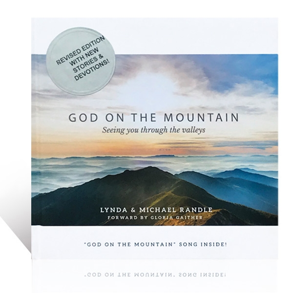 Lynda Randle: God On The Mountain Book