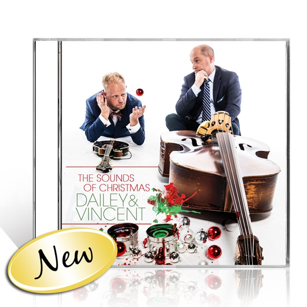 Dailey & Vincent: The Sounds Of Christmas CD