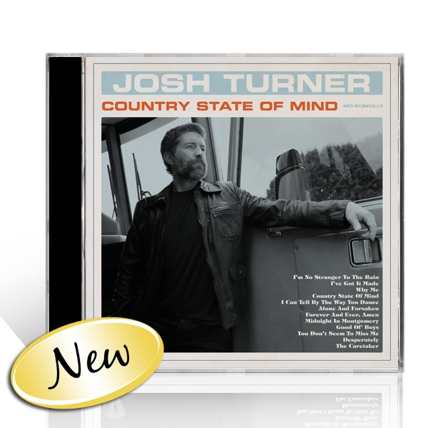 Josh Turner: Country State Of Mind CD