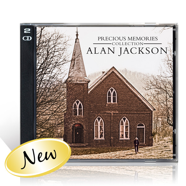 Alan Jackson: Precious Memories 2 CD set