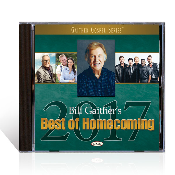 The Best Of Homecoming 2017 CD