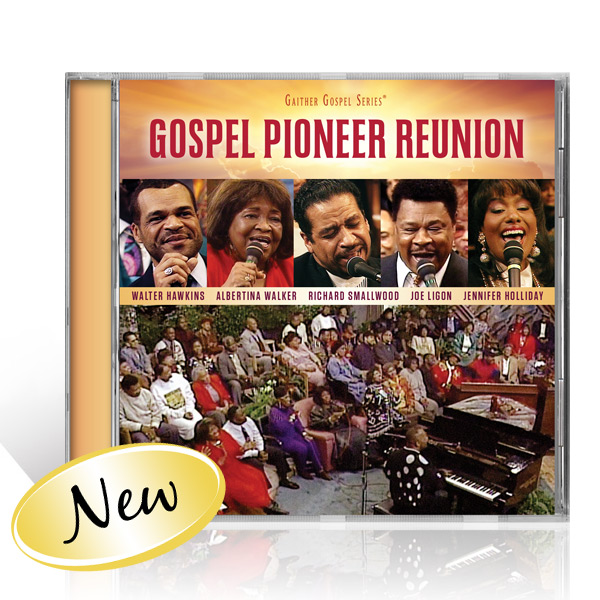 Gospel Pioneer Reunion CD