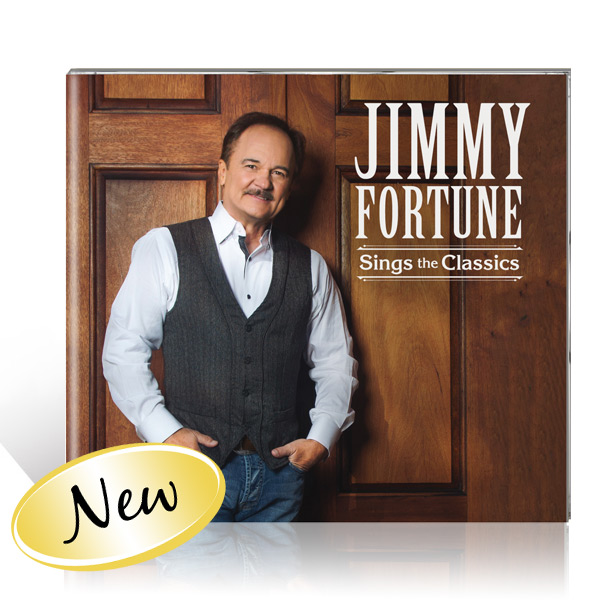 Jimmy Fortune: Sings The Classics CD