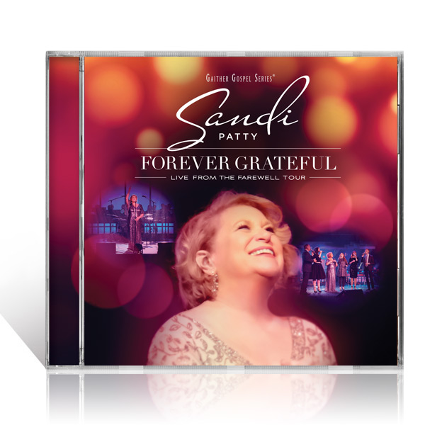 Sandi Patty - Forever Grateful CD