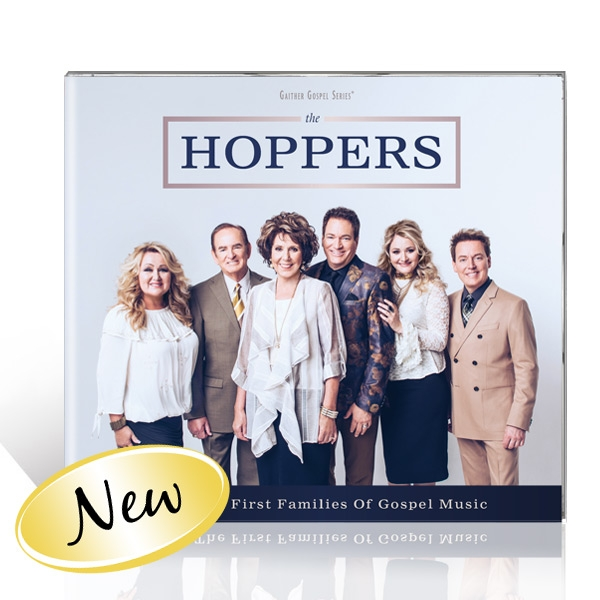 The Hoppers: Honor The First Families Of Gospel Music CD