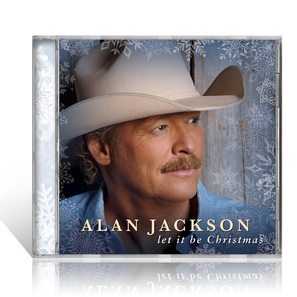 Alan Jackson: Let It Be Christmas CD