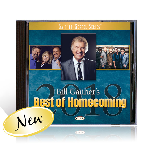 Best Of Homecoming 2018 CD