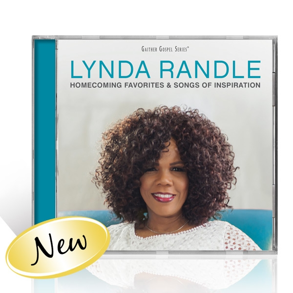 Lynda Randle: Homecoming Favorites CD