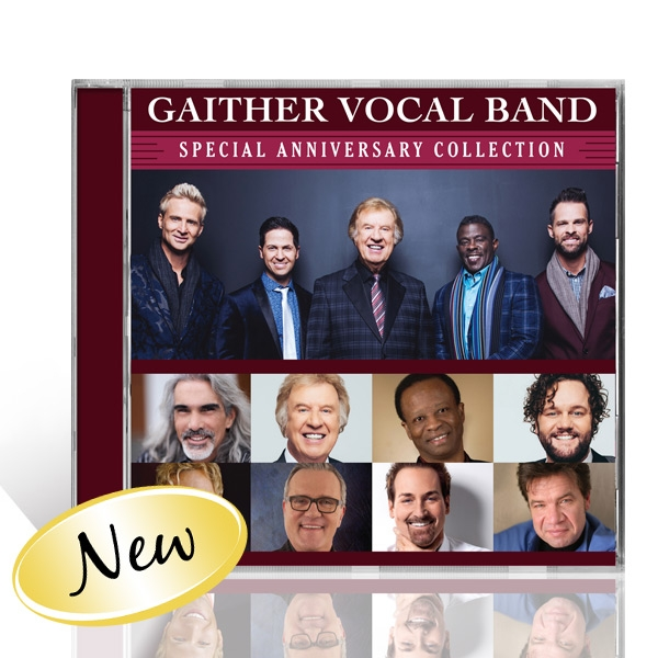 Gaither Vocal Band: Special Anniversary Collection CD