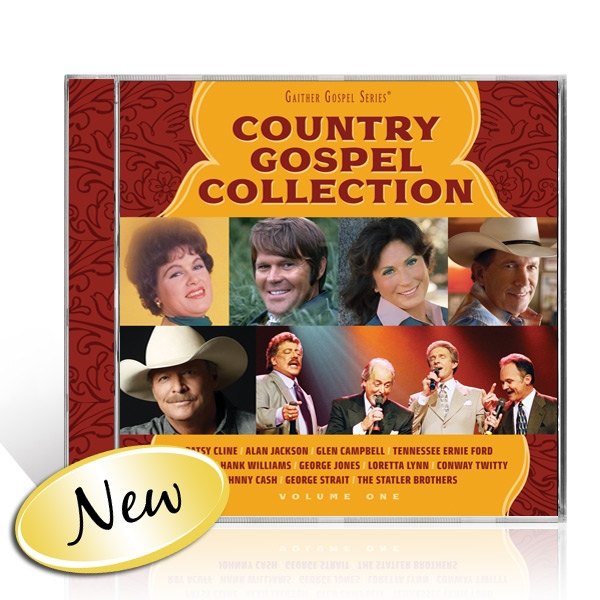 Country Gospel Collection Volume 1 CD