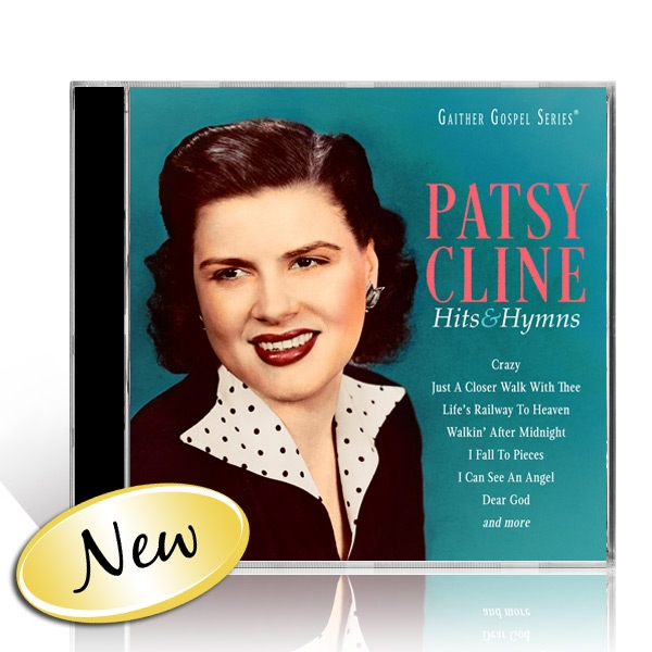 Patsy Cline: Hits & Hymns CD