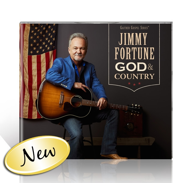 Jimmy Fortune: God & Country CD