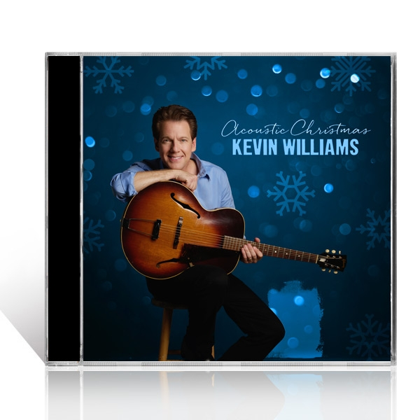 Kevin Williams: Acoustic Christmas CD