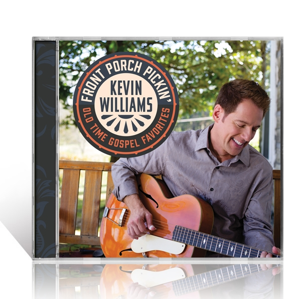 Kevin Williams: Front Porch Pickin CD
