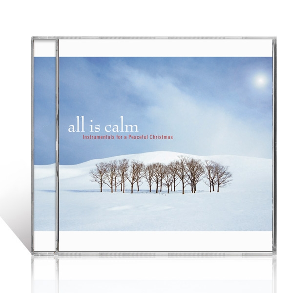All Is Calm CD