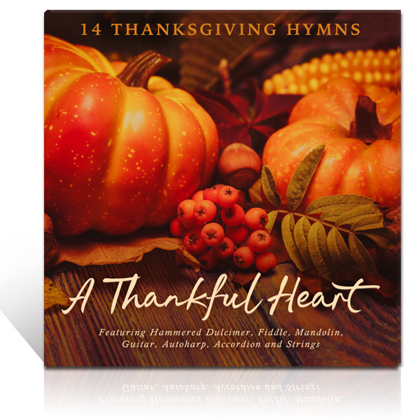 Craig Duncan: A Thankful Heart CD