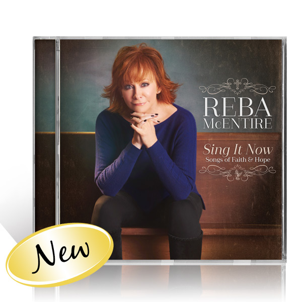 Reba McEntire: Sing It Now 2 CDs