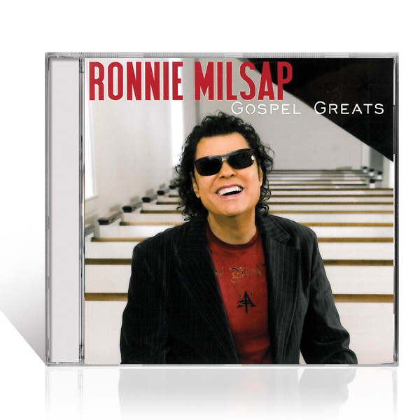 Ronnie Milsap: Gospel Greats CD