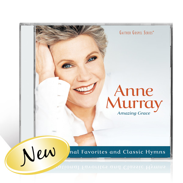 Anne Murray: Amazing Grace CD