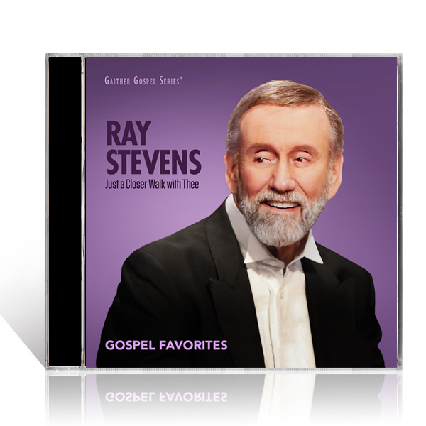 Ray Stevens: Just A Closer Walk With Thee CD