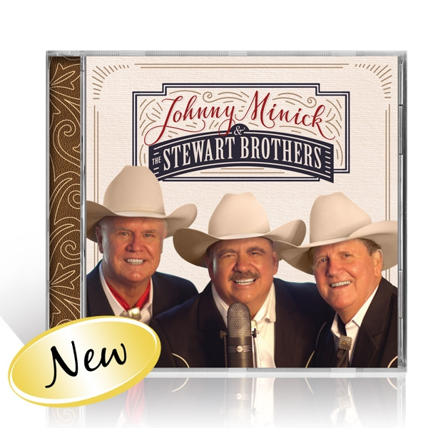 Johnny Minick & The Stewart Brothers CD