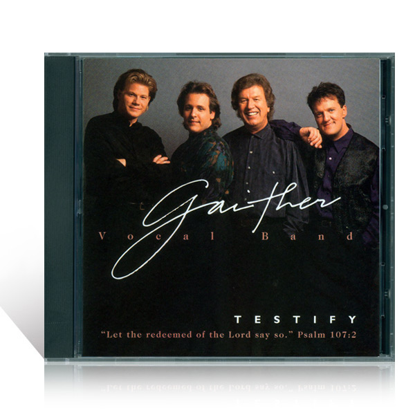 GVB: Testify - CD