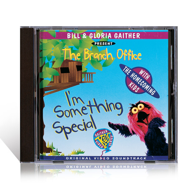 Im Something Special CD
