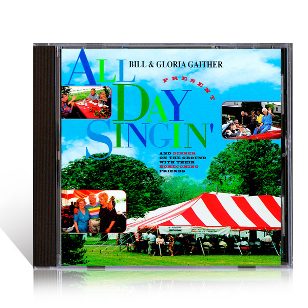 All Day Singin and Dinner On The Ground CD