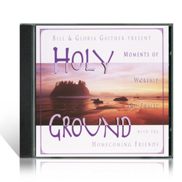 Holy Ground CD