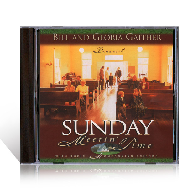 Sunday Meetin Time CD