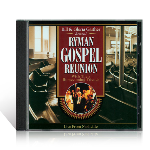 Ryman Gospel Reunion CD