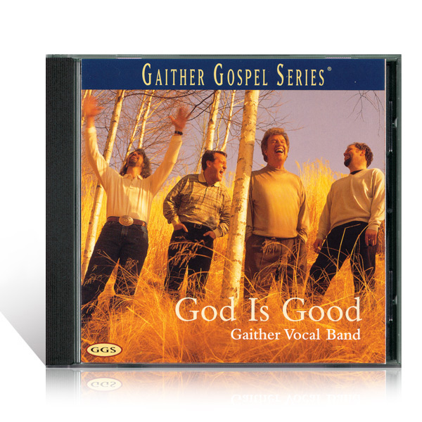 GVB: God Is Good - CD