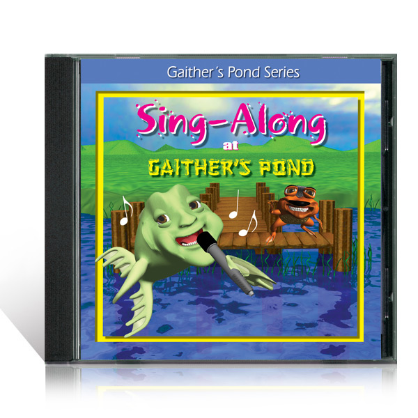 Sing-Along at Gaithers Pond CD