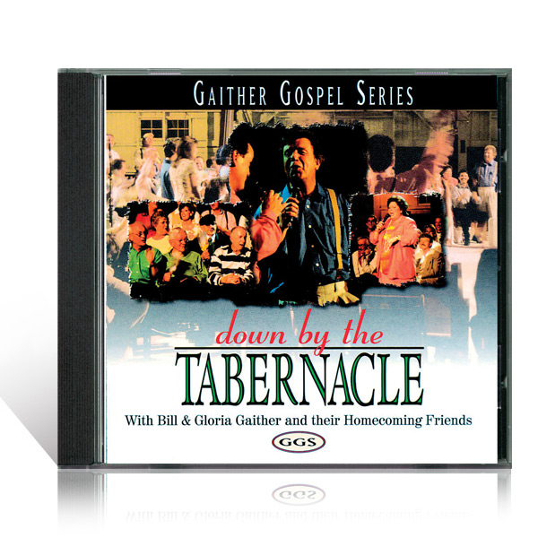 Down By The Tabernacle CD