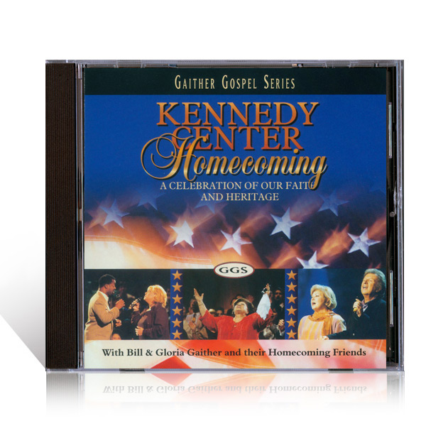 Kennedy Center Homecoming CD