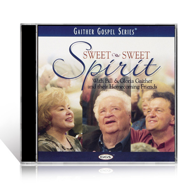 Sweet, Sweet Spirit CD
