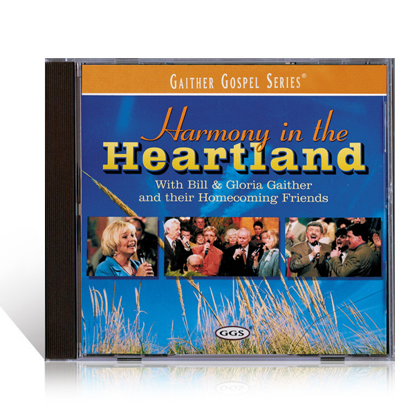 Harmony In The Heartland CD