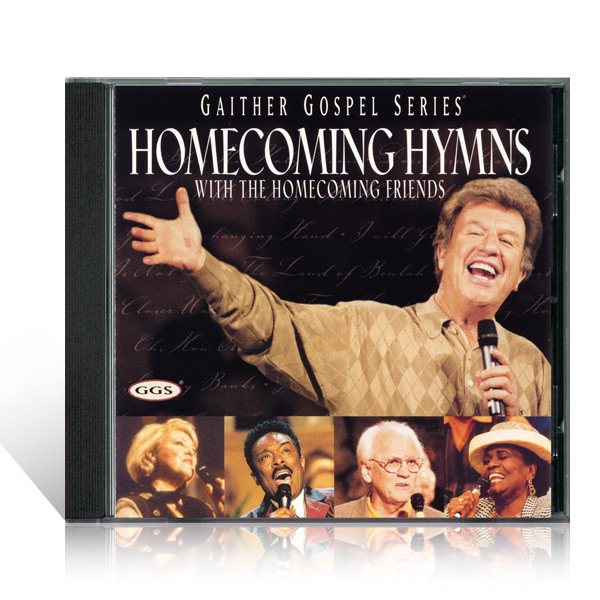 Homecoming Hymns CD
