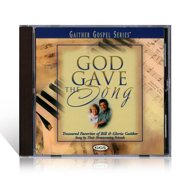 God Gave The Song CD