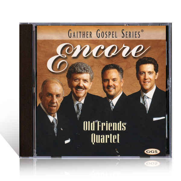 Old Friends Quartet: Encore CD