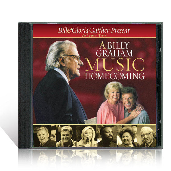 A Billy Graham Music Homecoming Vol. 2 CD