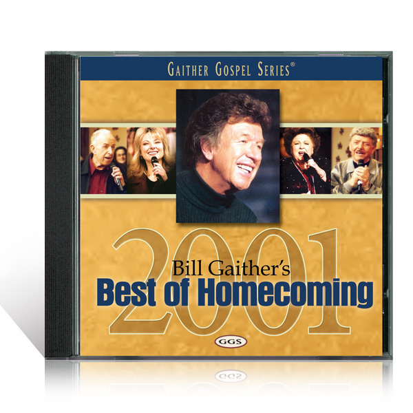 Best Of Homecoming 2001 CD