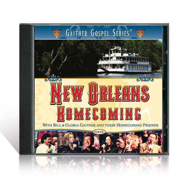 New Orleans Homecoming CD