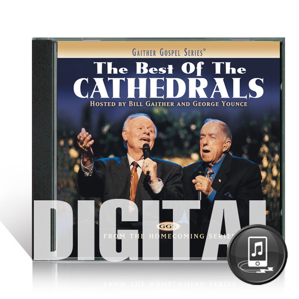 The Best Of The Cathedrals - Digital