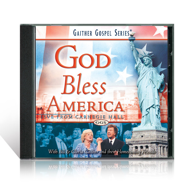 God Bless America CD