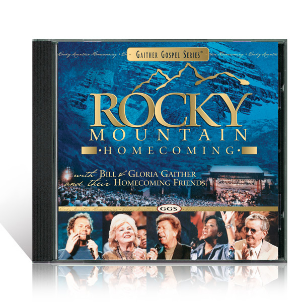 Rocky Mountain Homecoming CD