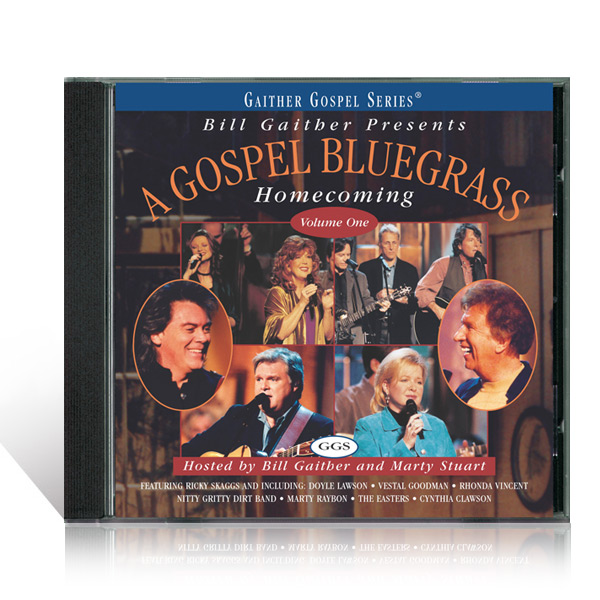 Gospel Bluegrass Homecoming Volume 1 CD